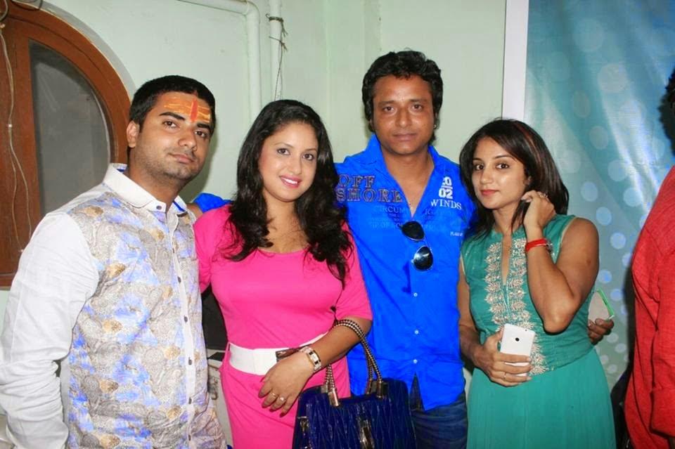 Photos of Bhojpuri Mpvie 'Saiyaan Superstar' Launch 5