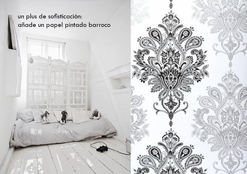 Transforma tu casa con papel pintado ministry of deco - Papeles de los 70 ...