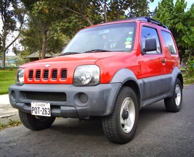 Show Or Display 1998 2009 Chevrolet Jimny Not Approved