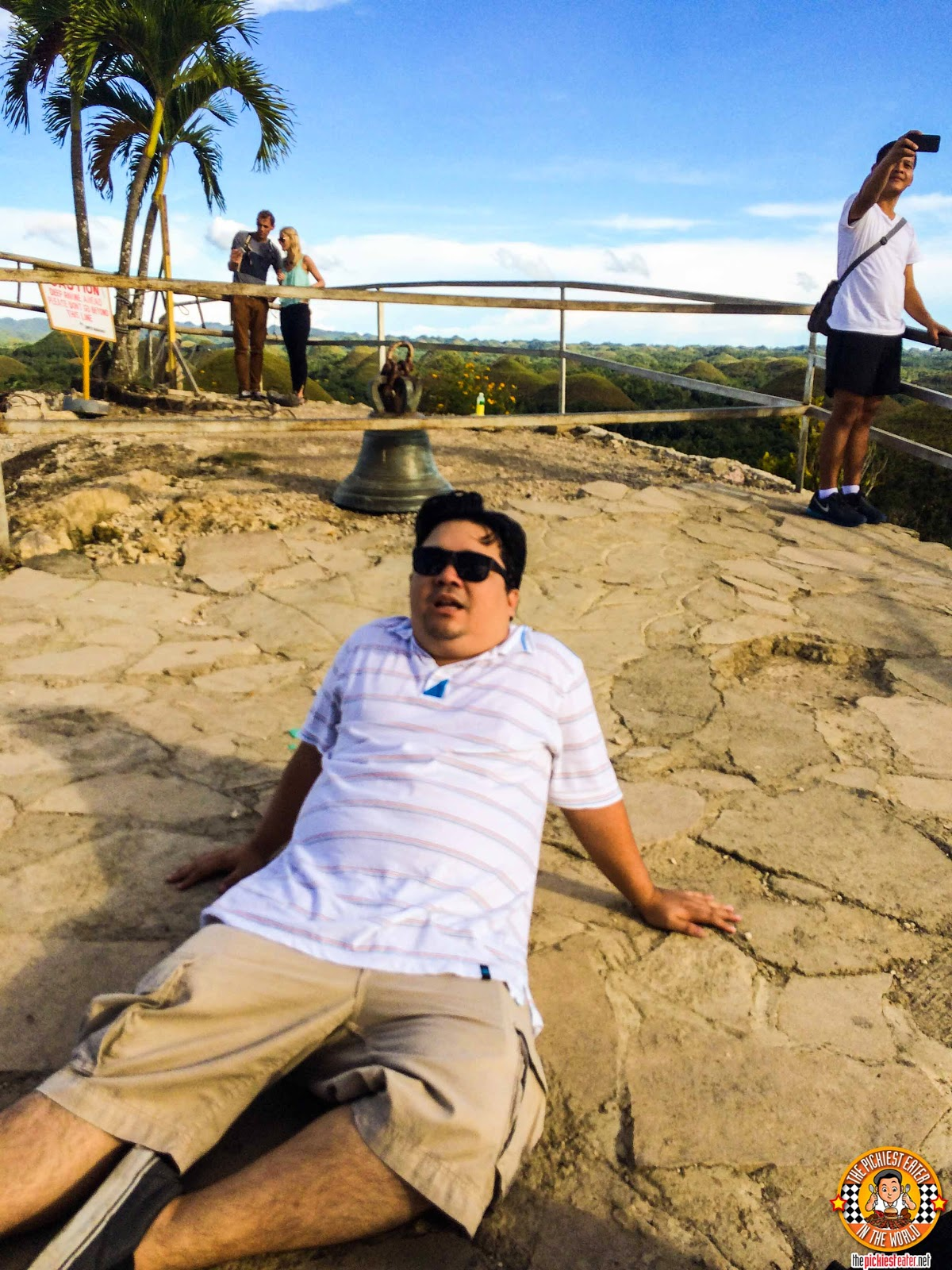 chocolate hills viewing dec