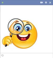 emoticon Facebook lucu