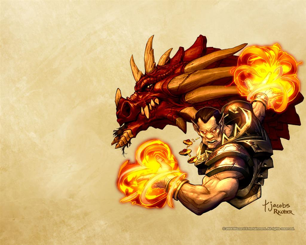 World of Warcraft HD & Widescreen Wallpaper 0.810353424872075