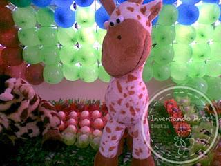 festa infantil safari ponta grossa