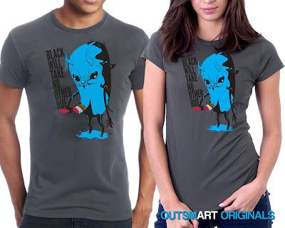 "Oustmart Originals x Sergio Mancini ""The Black"" T-Shirt"