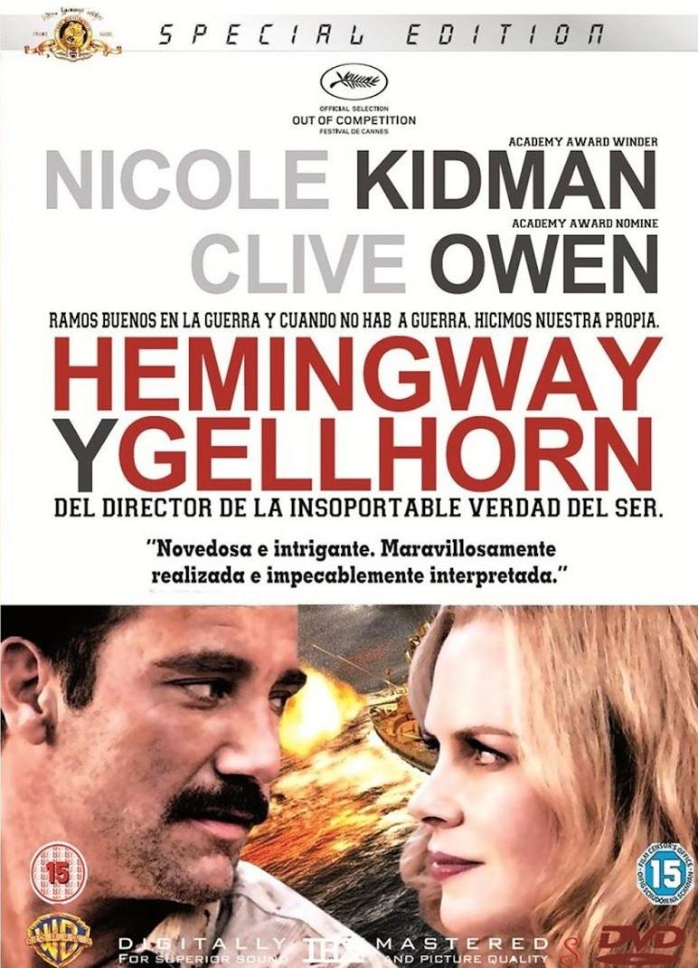 Hemingway e Gellhorn – Legendado (2012)