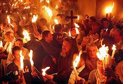 Ο κ. Ιωάννης Καρδάσης, για το «άγιο φως»…