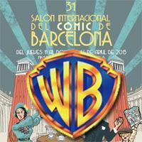 Warner Bros en el Salón del Comic de BCN 2013