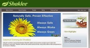Website Shaklee Malaysia