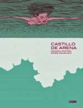 Castillo de arena,Frederik Peeters,Astiberri  tienda de comics en México distrito federal, venta de comics en México df