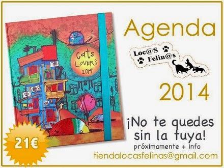 Agenda 2015 Locas Felinas