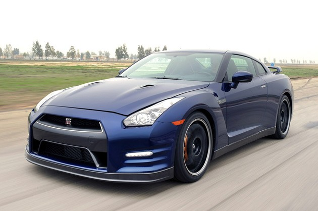 inovatif cars  nissan gtr 2012