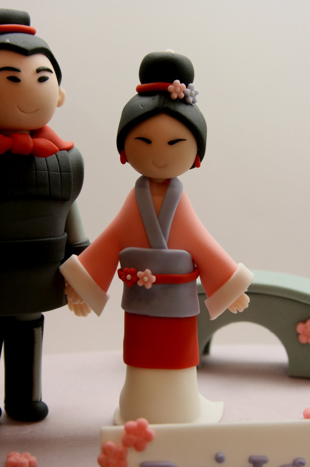 Beautiful Kitchen Mulan Amp Shang Cake For Bridgette S 5th