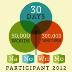 NaNoWriMo Time!