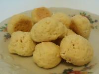 Biscoitinhos de Fubá (vegana)