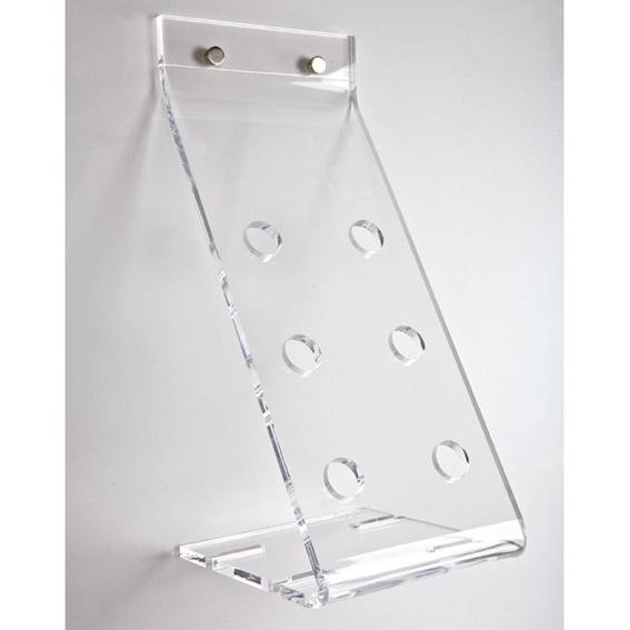 portabottiglie trasparente di design vendita on line