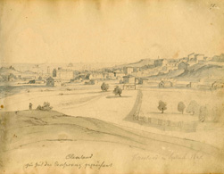 Pieces of Our Past: Cleveland, Ohio, 1845