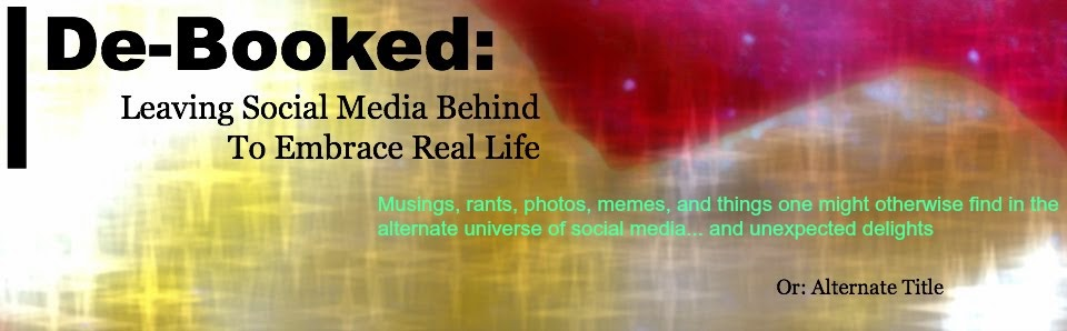 De-Booked: Leaving Social Media Behind To Embrace Real Life