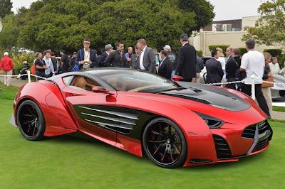 Laraki Epitome Concept Car