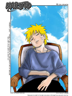Naruto Mangá 306 – (Leitura Online)