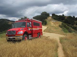 Fire Crew Truck