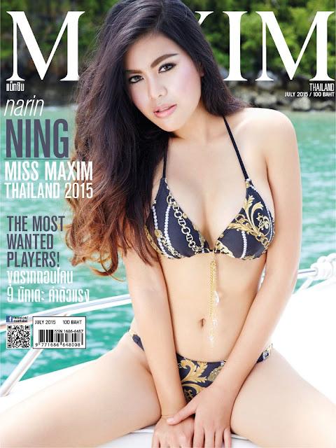 Nalin Rungratsamee - Maxim Thailand, July 2015