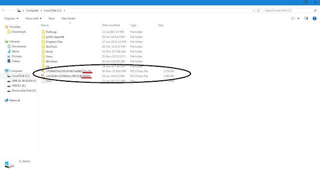 Eror File Prefil Dapodik Tidak Di Temukan. Ini Solusinya