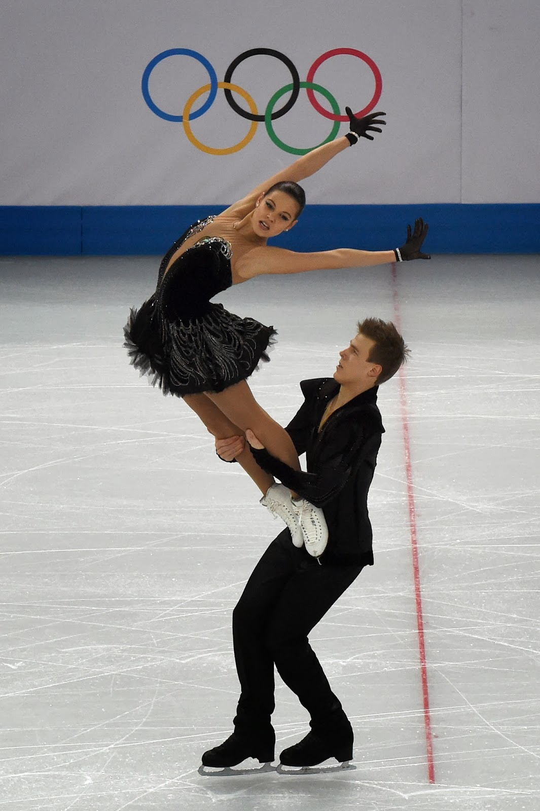 russian skating couple dating Figure skating: russian skaters rule the roost in lillehammer facebook share twitter share russian athletes underlined their country's status as a global figure skating powerhouse by.