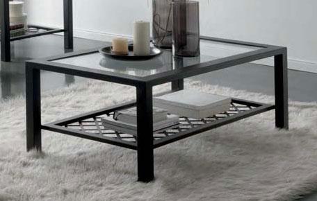 Muebles de forja mesas de centro para sal n en forja - Mesa de forja ...