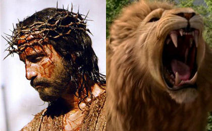 resemblence between christ and aslan Mythology and moral in cs lewis's  aslan is the turkish word for lion and should be pronounced ass-lan according to cs  symbol of christ himself in this book.
