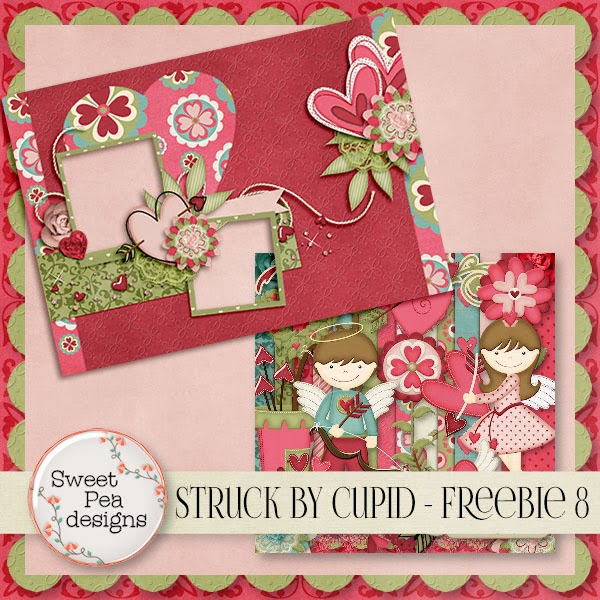 Struck by Cupid Freebie 8