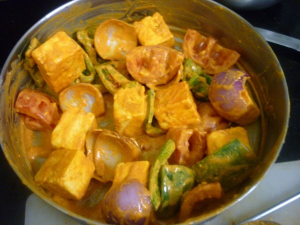 Spice your Life: Paneer Tikka Kabab | Grilled Paneer Tikka | Paneer ...