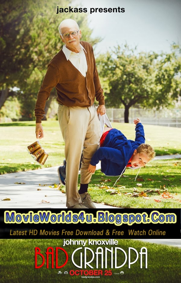 Bad Grandpa (2013) HD Movie Free Download