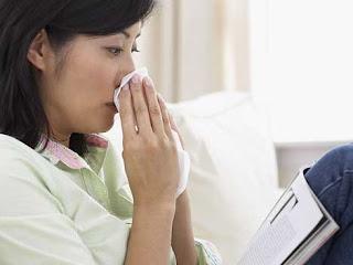 cara mengatasi flu