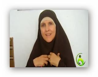 حوار مع الأخت رانية الفرنسية │ الجمعيّة التونسيّة للتعريف بالإسلام - قسم متابعة المهتدين الجُدد