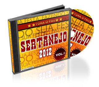 Download CD Tora Pau Sertanejo Vol. 01
