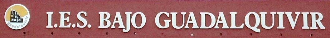 Recuperación y difusión del patrimonio histórico-educativo del IES Bajo Guadalquivir