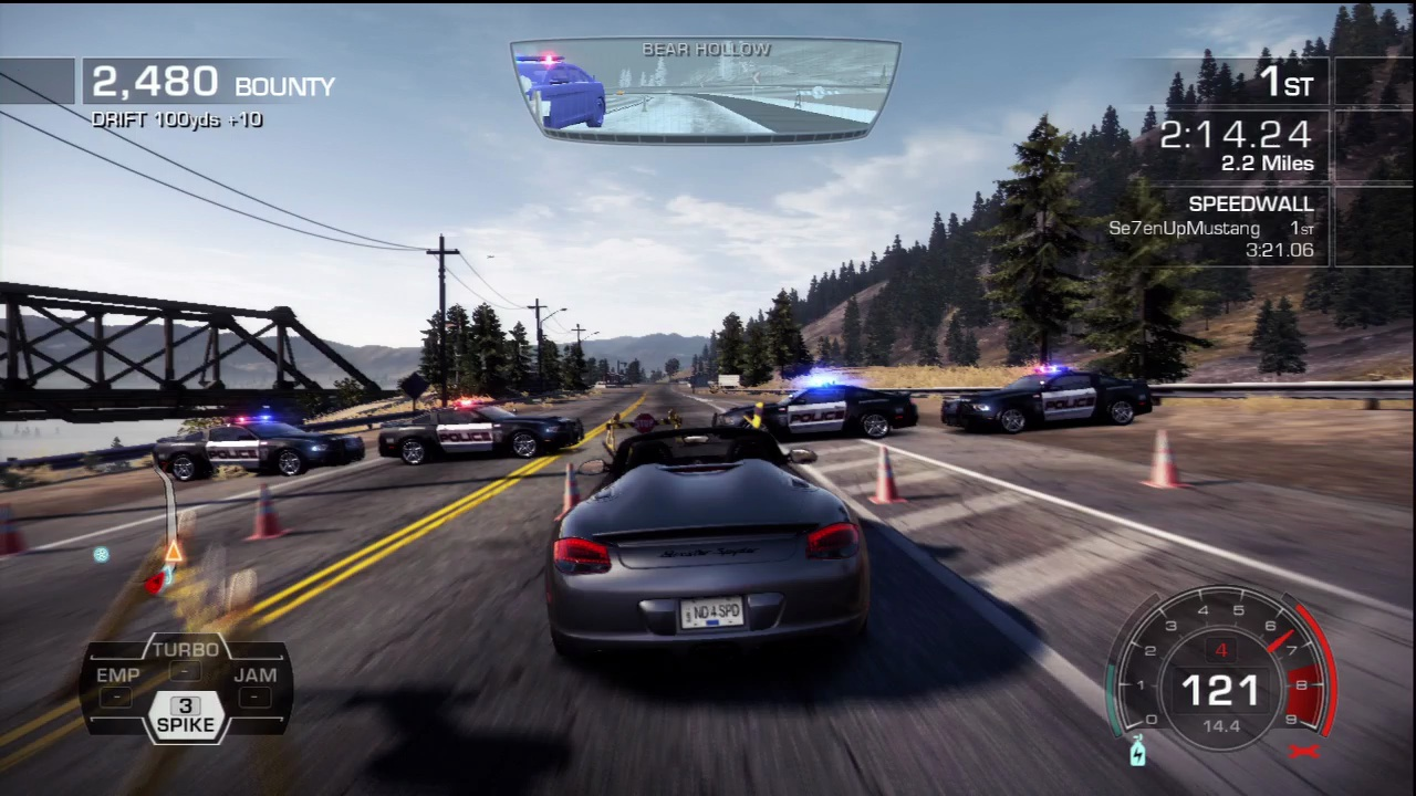 Need For Speed Hotpursuit 2010 Highly Compressed 49mb Free ...