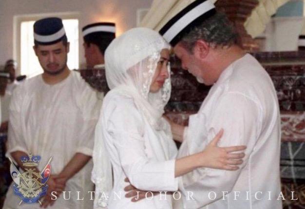 Luahan Sayu Sultan Johor Buat Almarhum Tunku Abdul Jalil