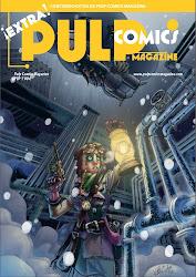 Pulp Comic Magazine