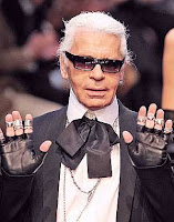 Karl Lagerfeld - How to steal his style