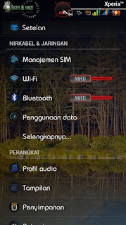 rom xperia cyanogenmod for mito a77