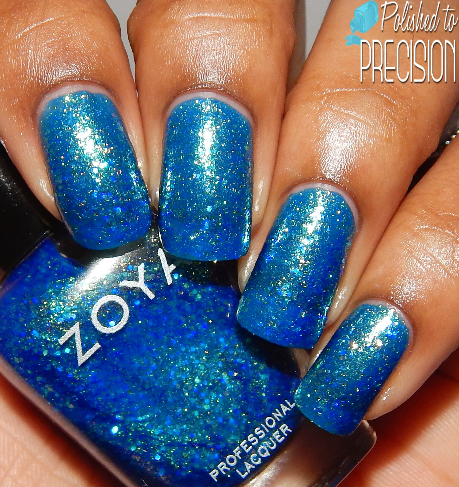 Zoya Muse Swatch
