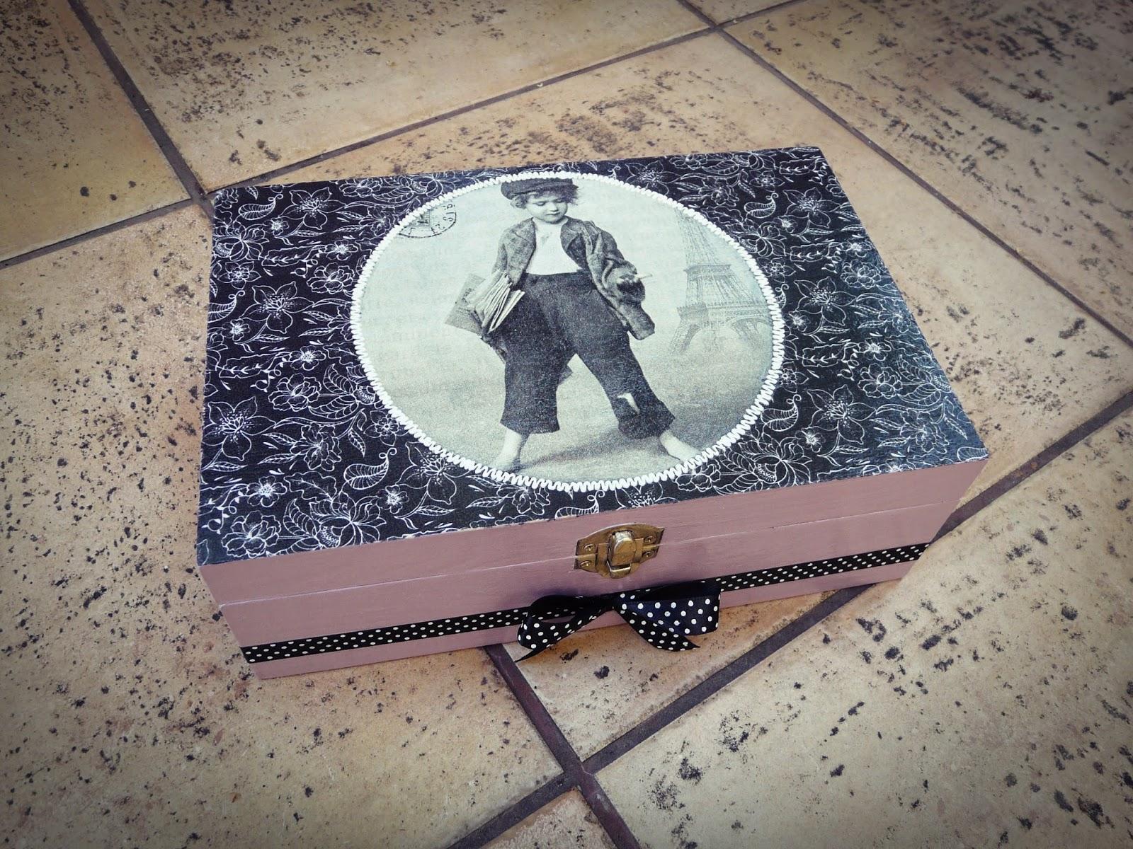 Pudełko z kokardką