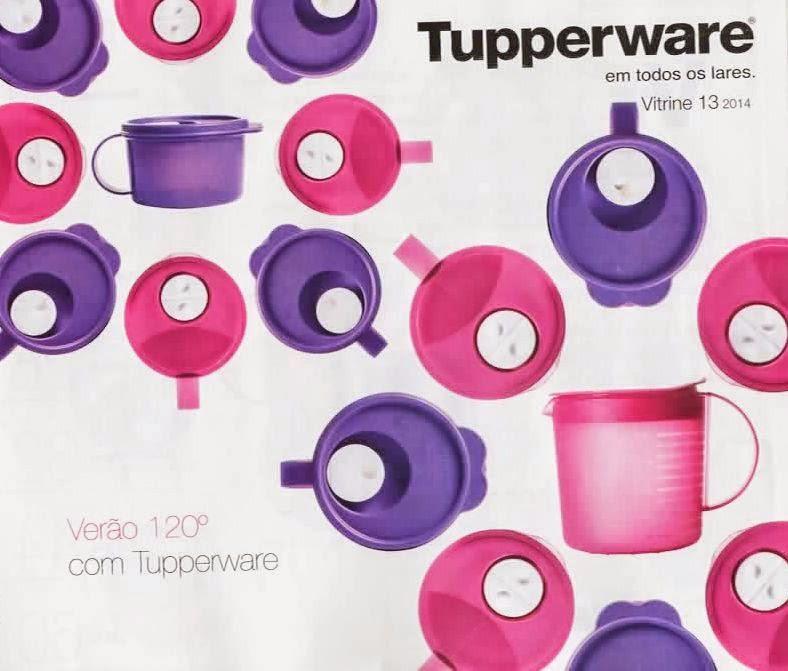 Vitrine Tupperware