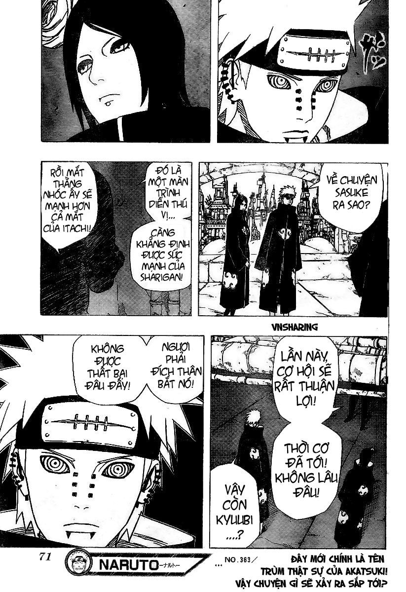 Naruto chap 363 Trang 18 - Mangak.info