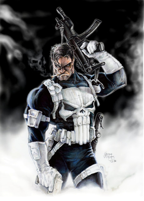 Punisher Character Review - 1