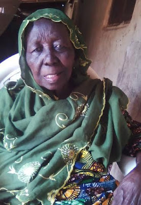 APC accused of abandoning 90yr old woman who donated 1m to Buhari campaign.