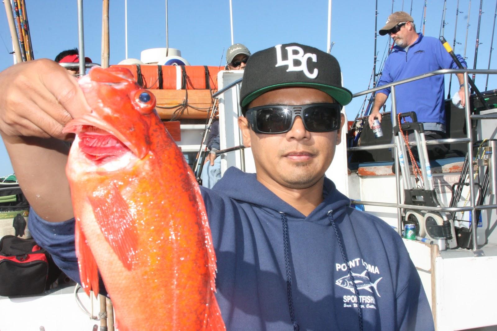 Dan 39 s journal gail force fishing trip report for Sport fishing with dan hernandez