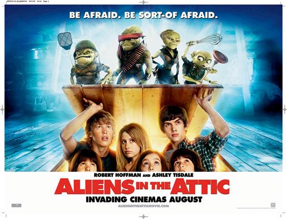 Free Downloads Aliens In The Attic Copasmind