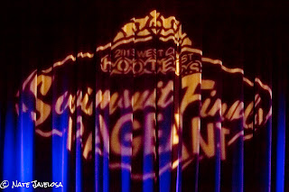 West Coast Hooters Swimsuit Finals Pageant 2013: Stage Report